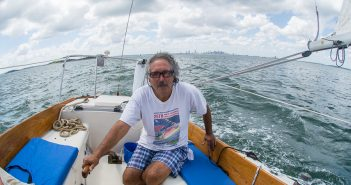 An Azorean in Boston With a Passion for Sailing