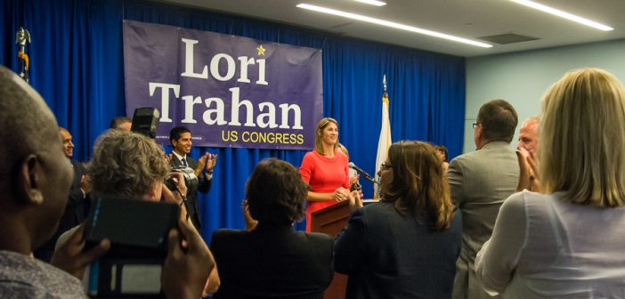 Party Unites Around Lori Trahan as the Democratic Nominee for Congress in 3rd Congressional District
