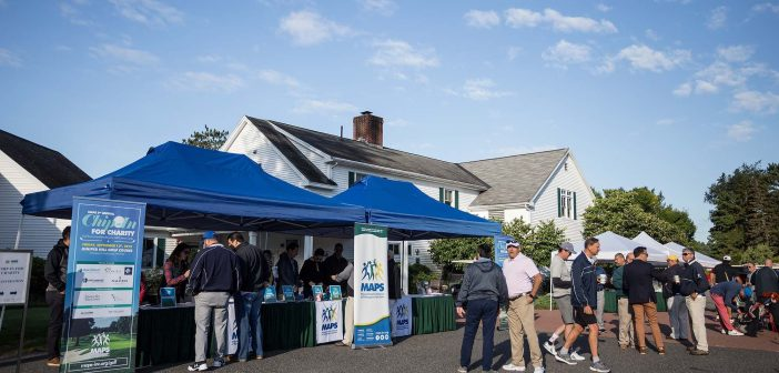 MAPS Raises More Than $42K on Second Charity Golf Tournament Benefiting Senior Center