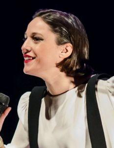Carminho on stage
