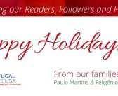 Happy Holidays from Feel Portugal Magazine