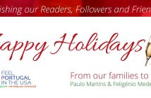 Happy Holidays from Feel Portugal