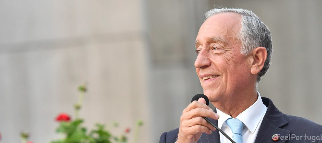 Marcelo Rebelo de Sousa President of Portugal