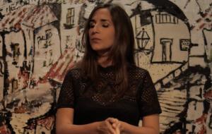 Fadista Sofia Ramos